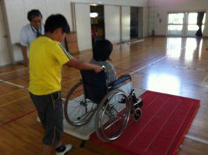 障害福祉体験